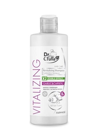 Farmasi Dr. C. Tuna Vitalizing Tüm Saçlar İçin Canlandırıcı Sarımsaklı Şampuan-225Ml Renksiz